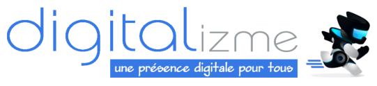 Sticky Logo de Digitalizme